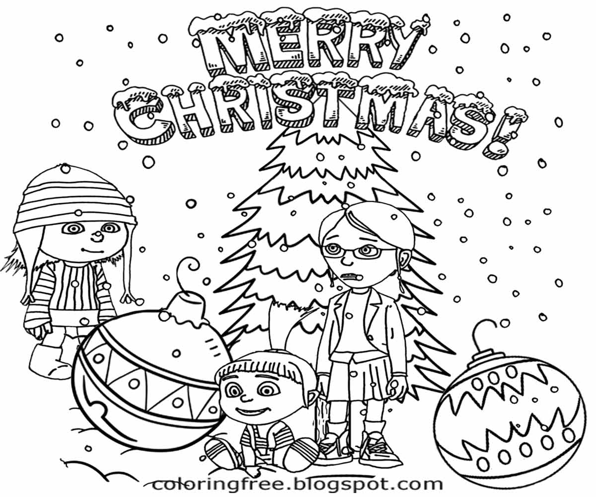 Disney Merry Christmas Coloring Pages at GetDrawings.com ...