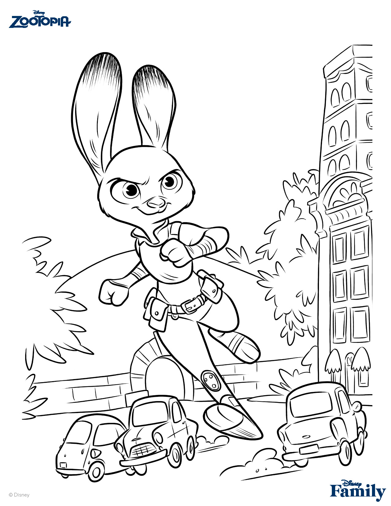 1275x1650 March Printable Calendar Coloring Sheet Disney Family