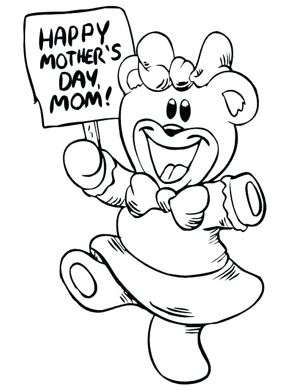 600x776 Brother Bear Coloring Pages Little Bear Coloring Pages Coloring