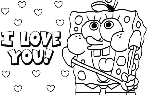 600x391 Coloring Pages For Valentines Day Celebrating Mom Coloring Page