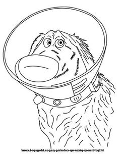 236x305 Disney Pixar's Brave Coloring Pages The Tree Bears From Brave