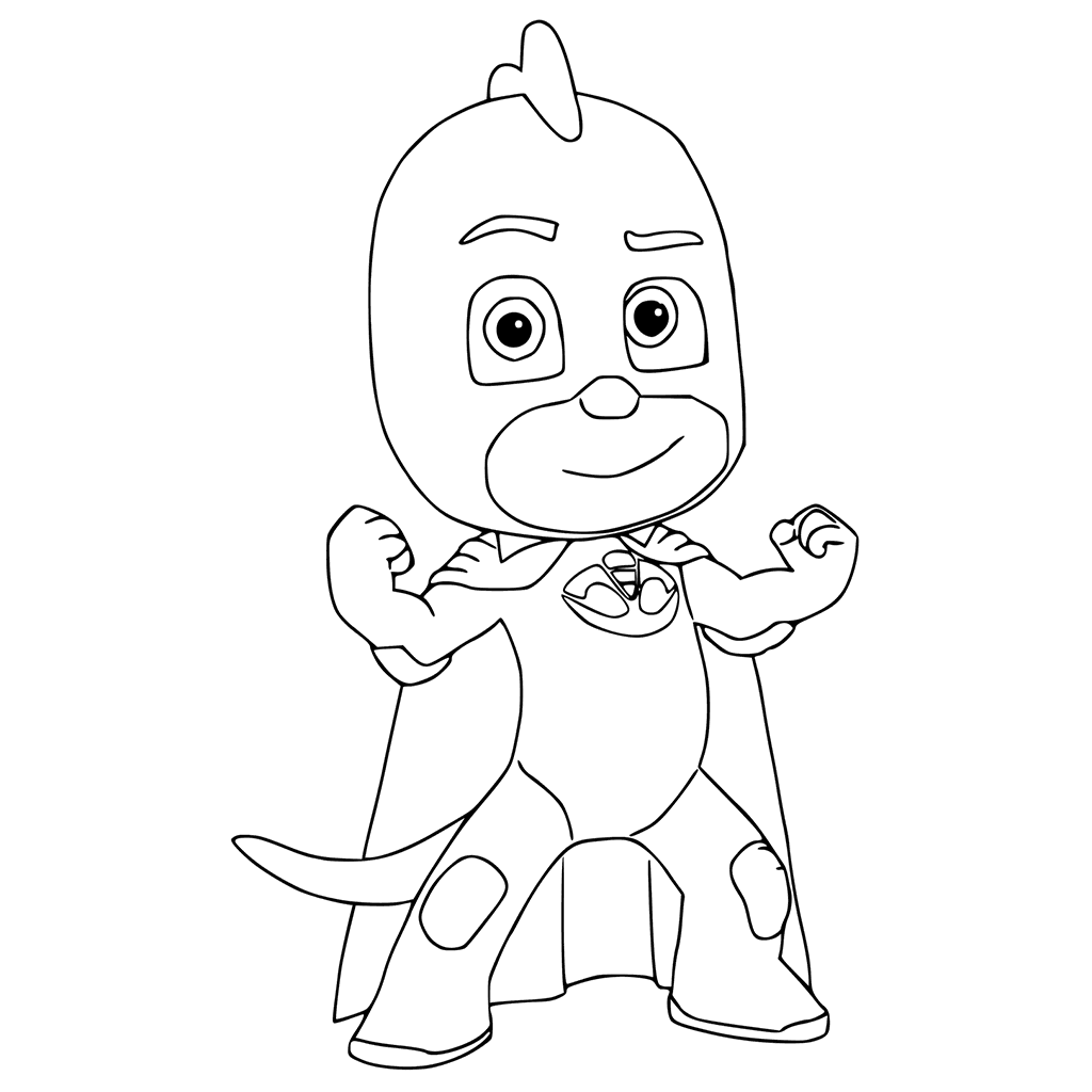 1024x1024 Top Pj Masks Coloring Pages Pj Mask, Pj And Masking