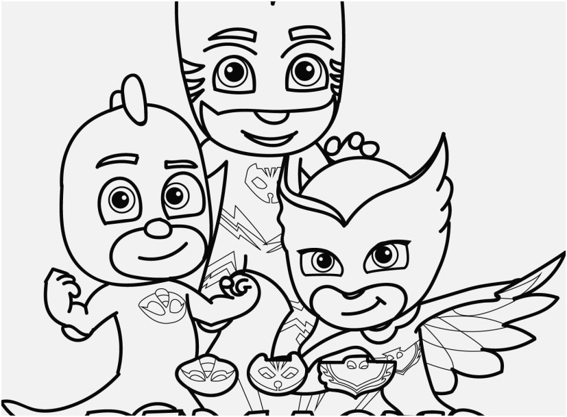 827x609 Top Rated Pics Pj Masks Coloring Pages The Best