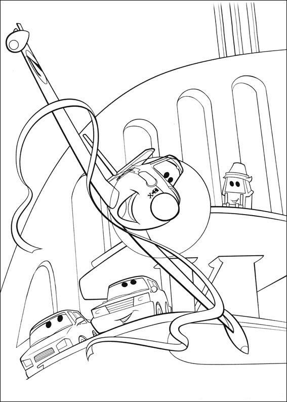 Disney Planes Coloring Pages at GetDrawings.com | Free for personal ...