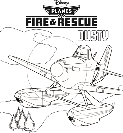 Disney Planes Coloring Pages At Getdrawings Com Free For Personal