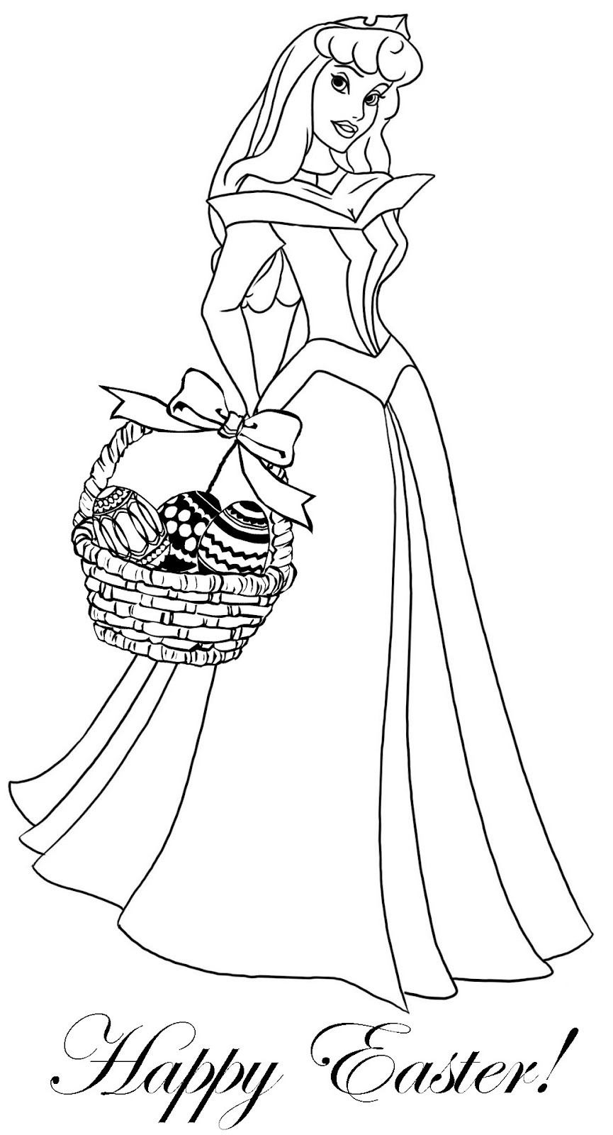 865x1600 Disney Princess Coloring Pages Easter Princess Coloring Pages