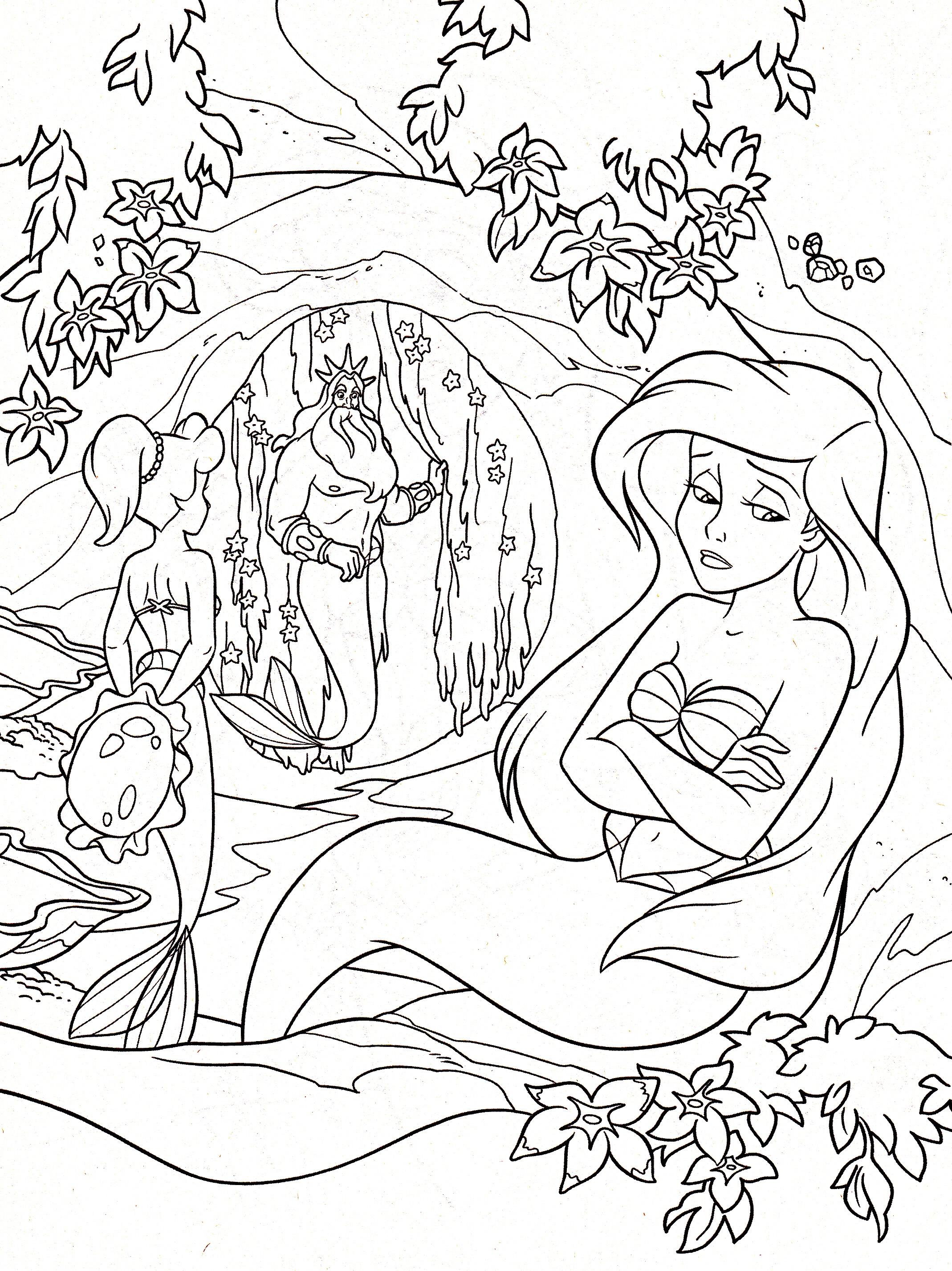 Disney Princess Adult Coloring Pages At Getdrawings Free Download
