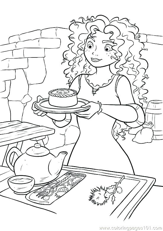 551x780 Coloring Pages Brave Brave Coloring Pages Brave Coloring Picture