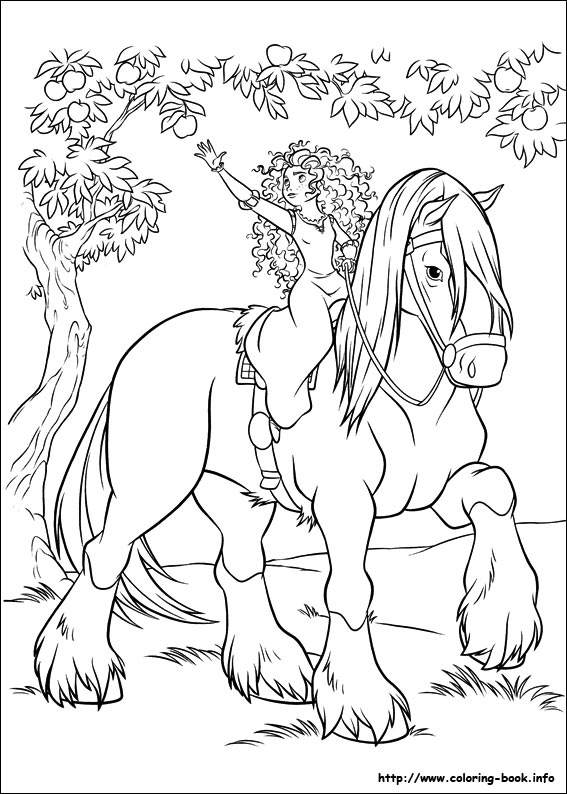567x794 Free Christmas Disney Princess Coloring Pages