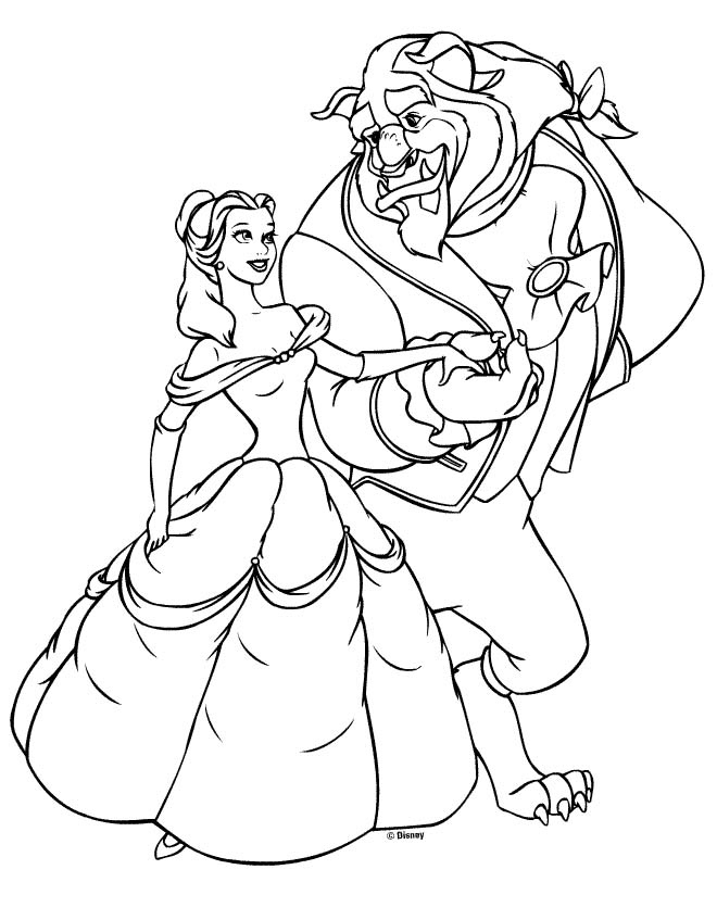 Disney Princess Coloring Pages Free To Print At Getdrawings Com