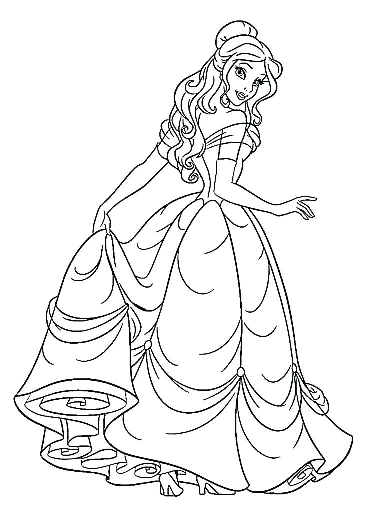 Disney Princess Coloring Pages Frozen at GetDrawings ...