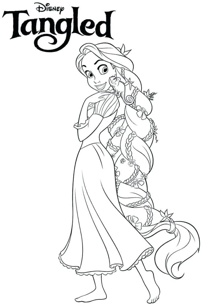 677x1024 Disney Princesses Coloring Page Princess Color Page Princesses