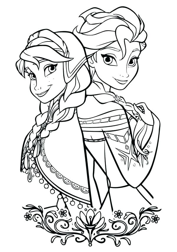 Disney Princess Coloring Pages To Print at GetDrawings ...