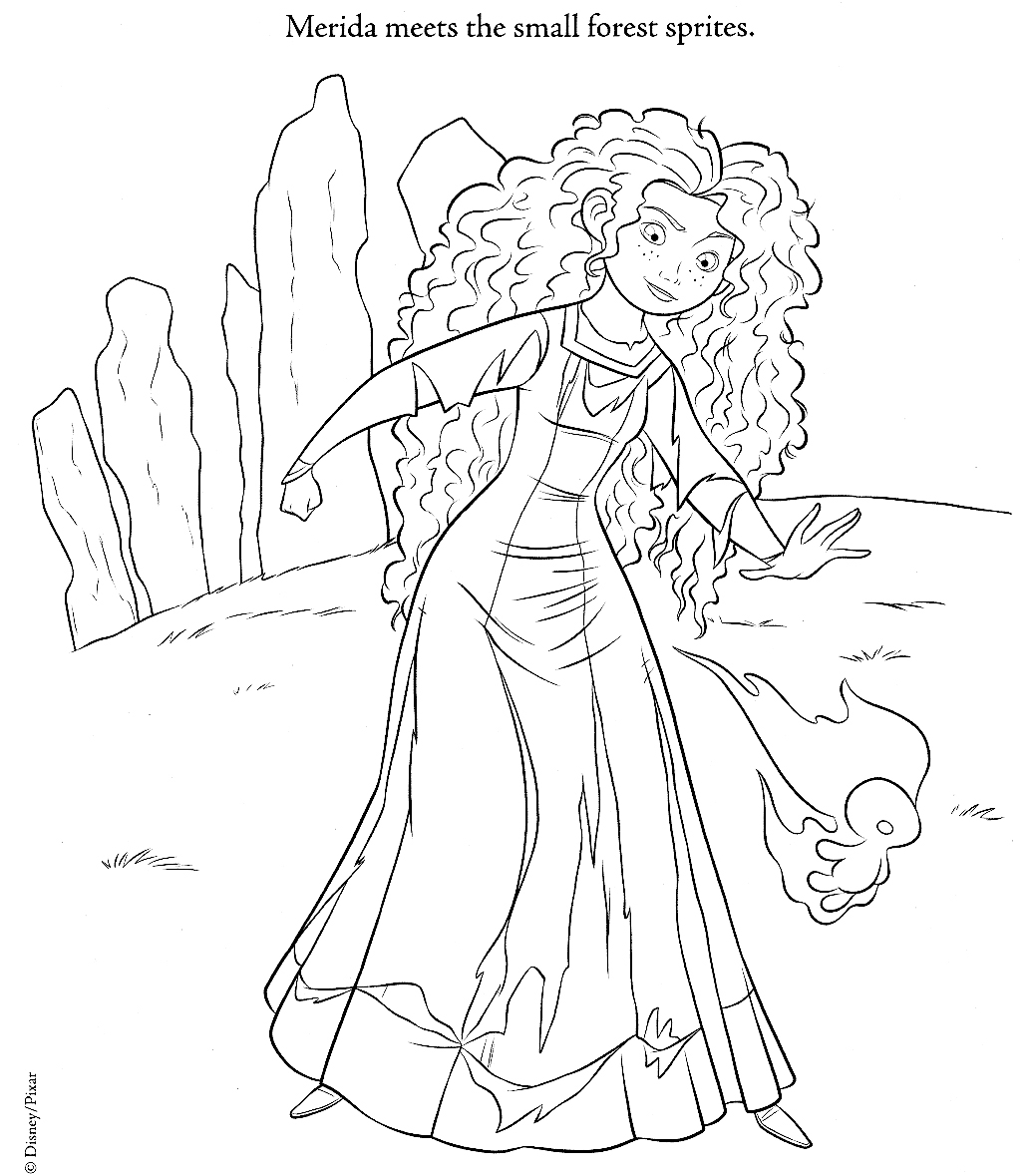 1032x1179 Fresh Disney Princess Coloring Pages Brave Collection Free