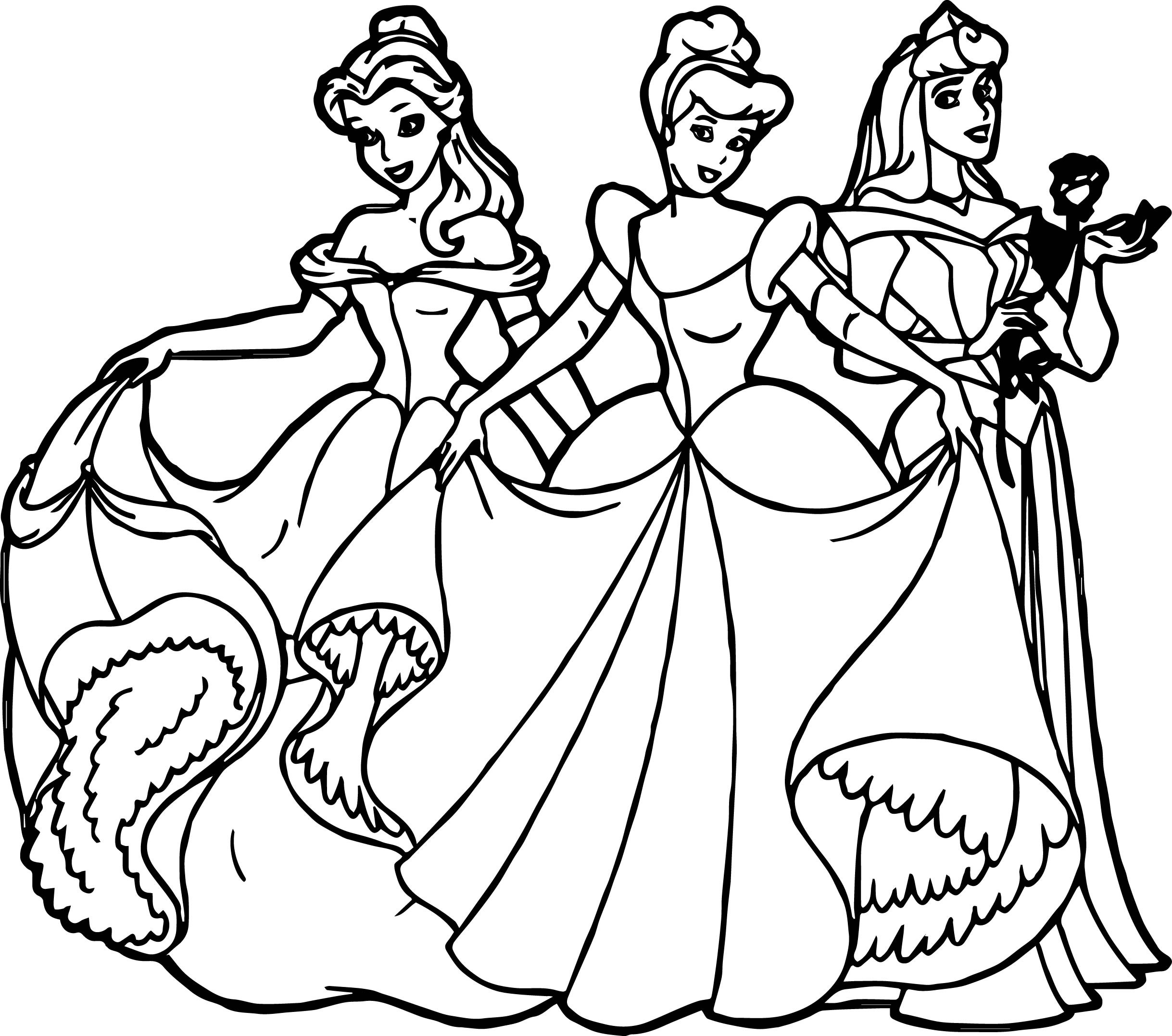 2437x2154 Elegant Princess Palace Pets Coloring Pages Card And Coloring Page