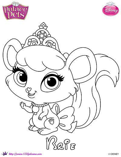 400x517 Palace Pets Coloring Pages Fresh New Disney Princess Palace Pet