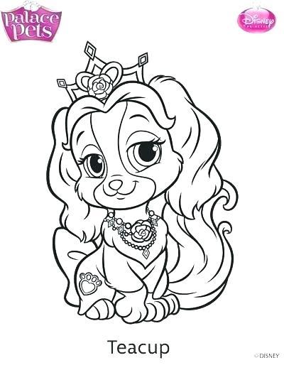400x514 Princess Puppy Coloring Pages Pet Coloring Pages Princess Pets