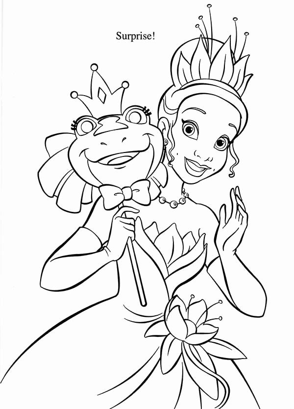 600x834 Fresh Of Disney Princess Tiana Coloring Pages Image