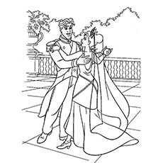 230x230 Top Free Printable Princess And The Frog Coloring Pages Online