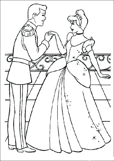 374x525 Disney Wedding Coloring Pages Cheap Easy Wedding Coloring Pages