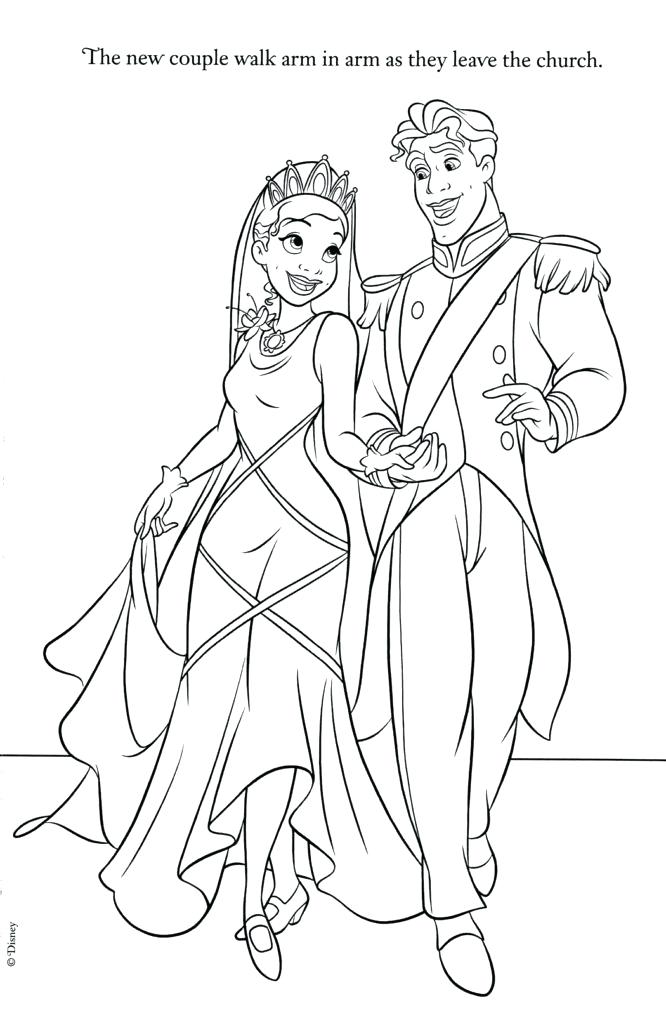 666x1024 Disney Wedding Coloring Pages Coloring Pages Disney Princess