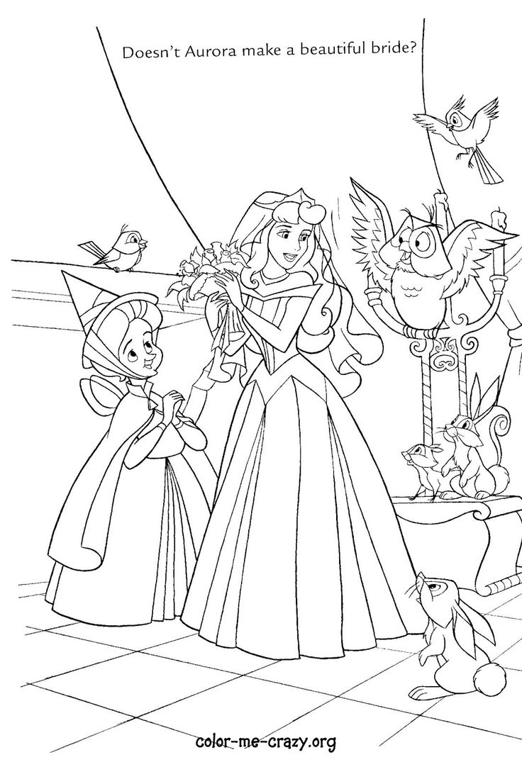 736x1075 Disney Wedding Coloring Pages Disney Coloring Pages To Print