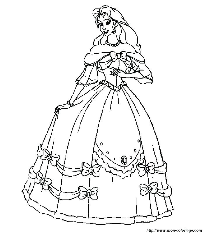 700x800 Coloring Pages Of Wedding Dresses Pages Of Wedding Dresses