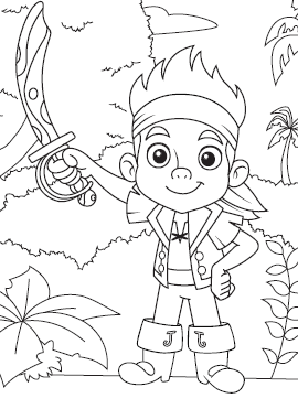 270x361 Disney Printables Coloring Pages