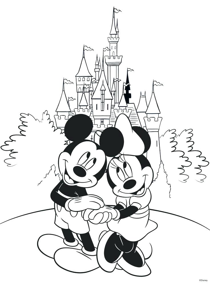 736x1009 Disney Color Pages Free Free Coloring Pages Free Coloring Page