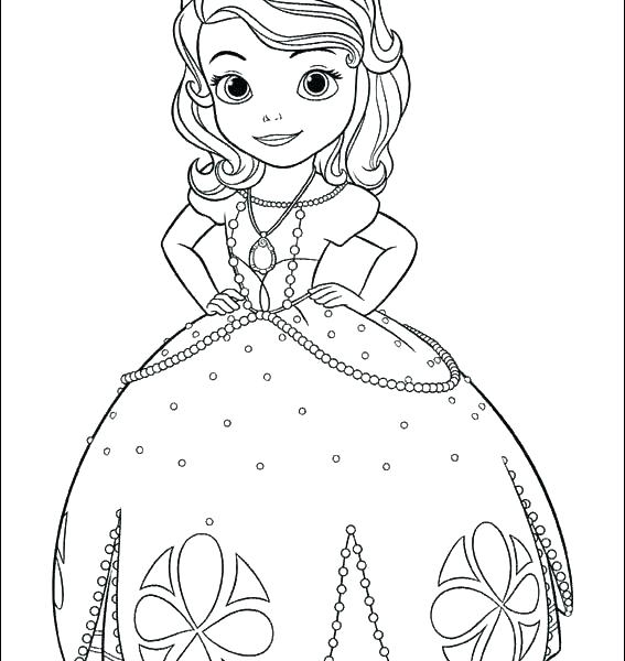 The best free Sophia coloring page images. Download from 65 free ...