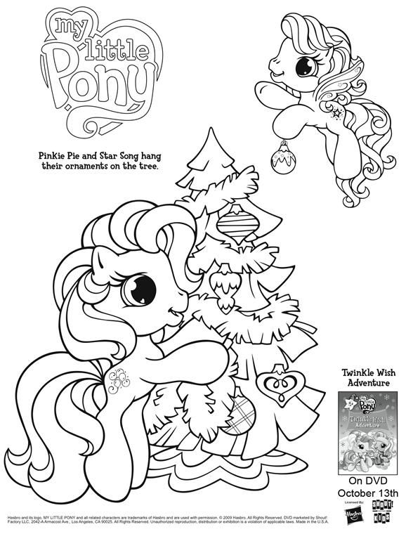 588x760 Disney Thanksgiving Coloring Pages My Little Pony Coloring Page