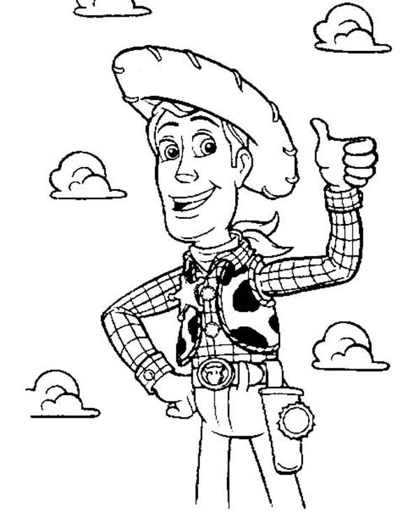 Disney Toy Story Coloring Pages at GetDrawings.com | Free ...
