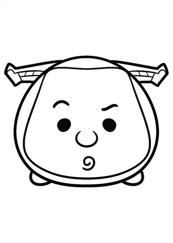 565x792 Kids N Coloring Pages Of Tsum Tsum