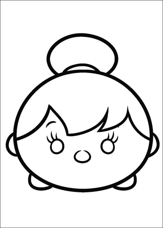 567x794 Tsum Tsum Coloring Pages Coloring Pages For Kids