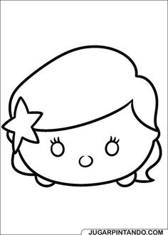 236x330 Tsum Tsum Coloring Pages On Coloring Tsum Tsum Party