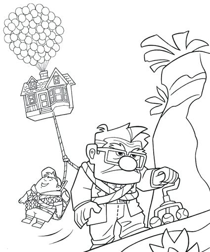425x510 Up Coloring Pages