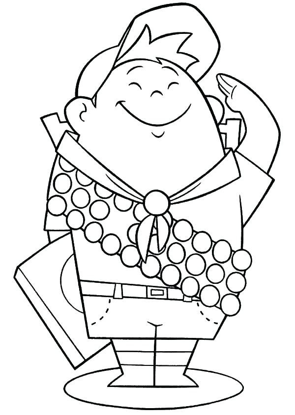 600x845 Disney Up Coloring Pages Stunning Up Coloring Pages Best