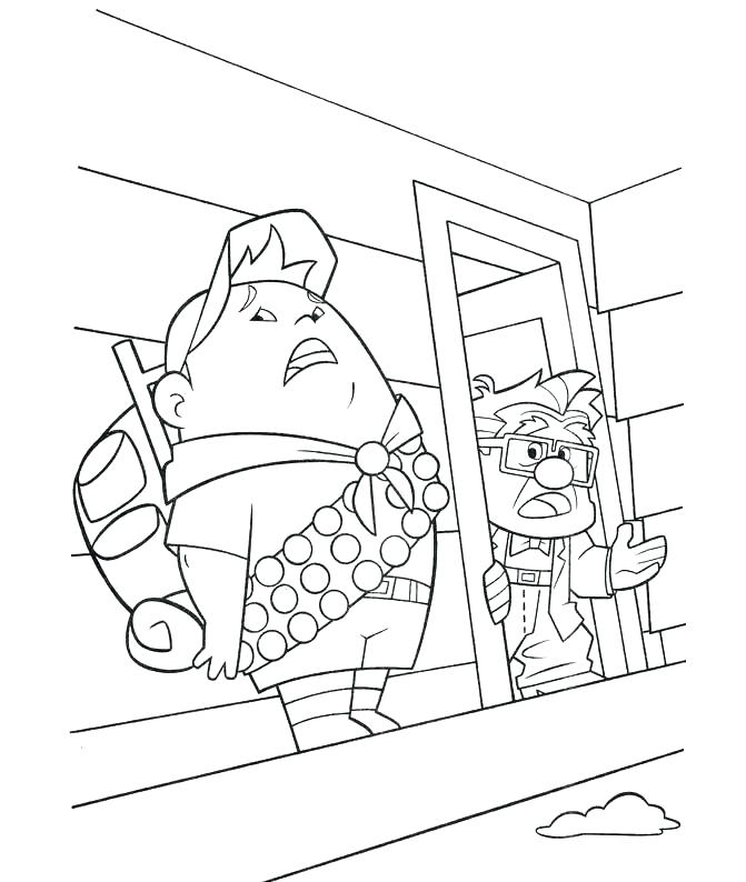 671x794 Disney Up Coloring Pages Up Movie Coloring Pages Movie Coloring
