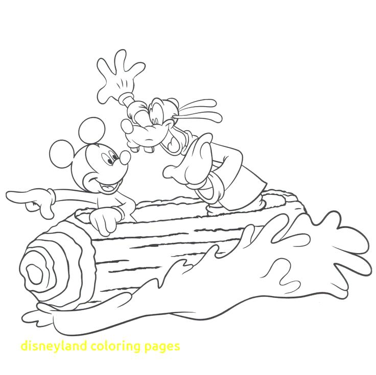 Disneyland Rides Coloring Pages At Getdrawings Com Free For