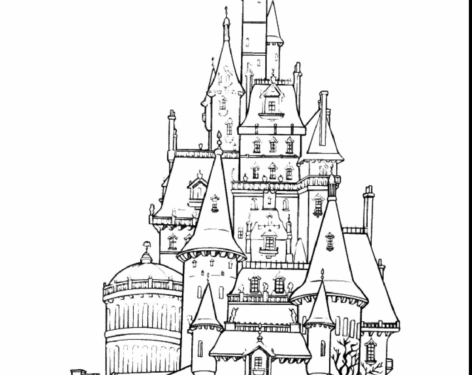 Disneyland Rides Coloring Pages