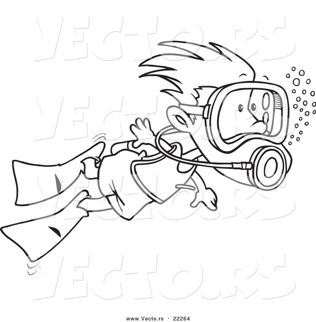 1024x1044 Scuba Diver Coloring Pages Gallery Coloring For Kids
