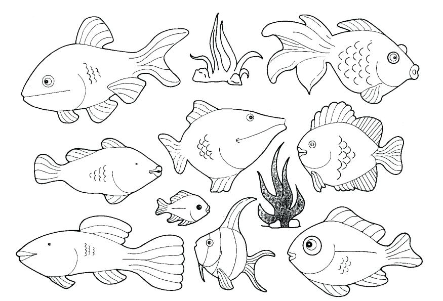 875x595 Deep Sea Diver Coloring Page Deep Sea Coloring Pages Deep Sea Eel