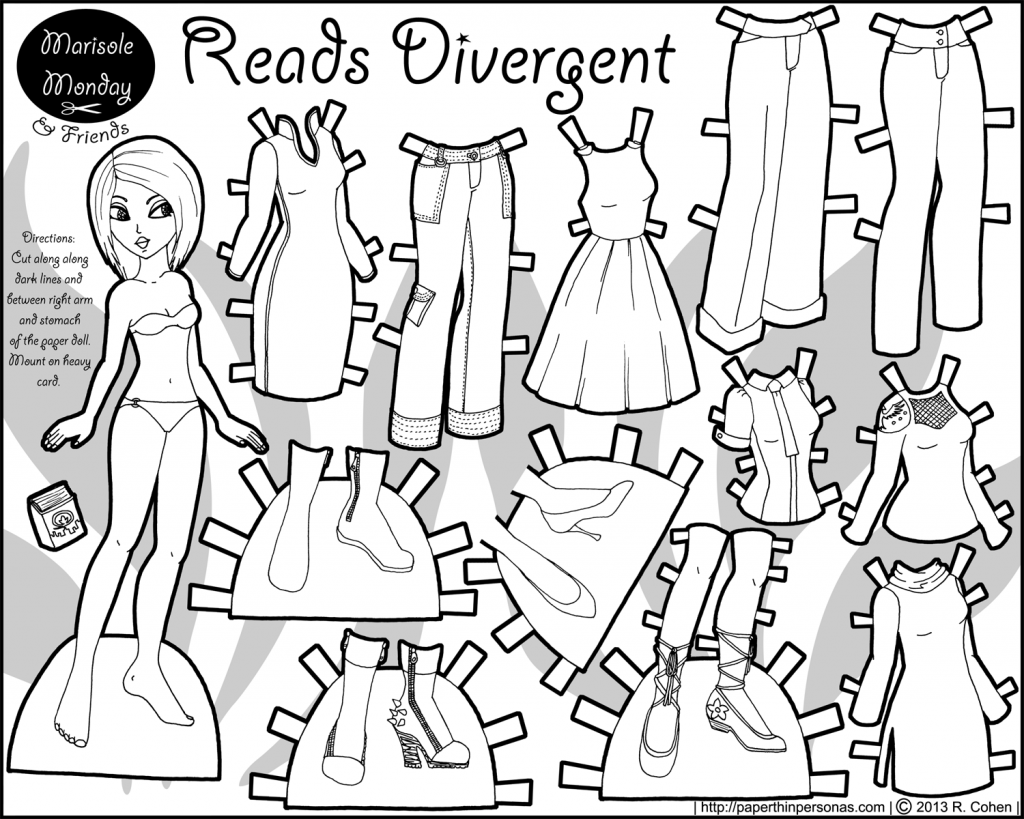 Divergent Coloring Pages at GetDrawings | Free download