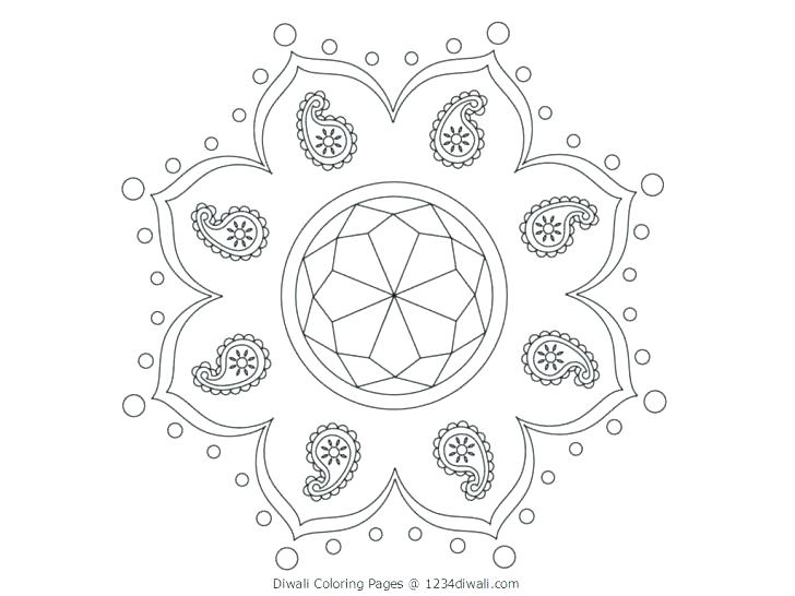 728x546 Diwali Coloring Pages Coloring Page Coloring Pages Printable