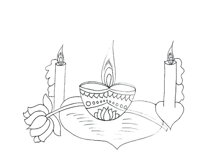 736x552 Diwali Coloring Sheets Happy Coloring Pages Happy Sheets Printable