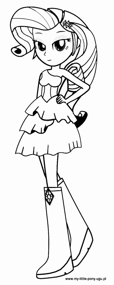 400x1000 My Little Pony Dj Coloring Pages Photograph Charming Pony Coloring