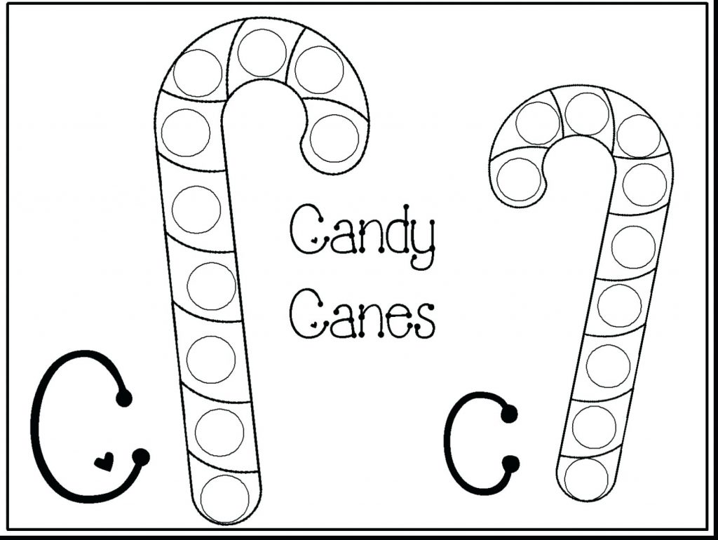 1024x770 Coloring Pages Candy Cane Coloring Pages Stunning Do Dot Art