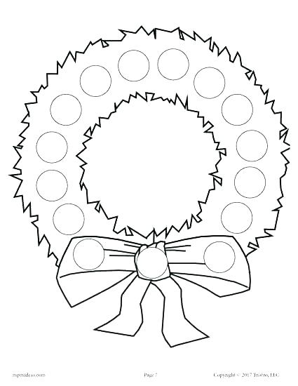 425x550 Dot Art Coloring Pages