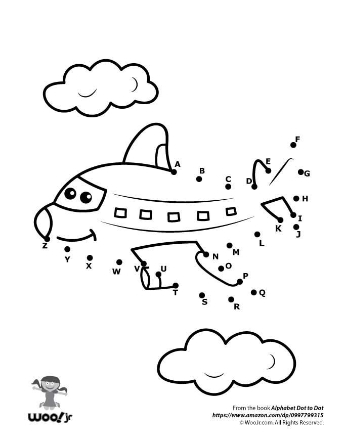 680x880 Connect The Dots Coloring Pages Beautiful Alphabet Dot To Dot
