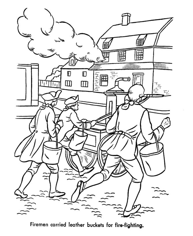 Doar Coloring Pages